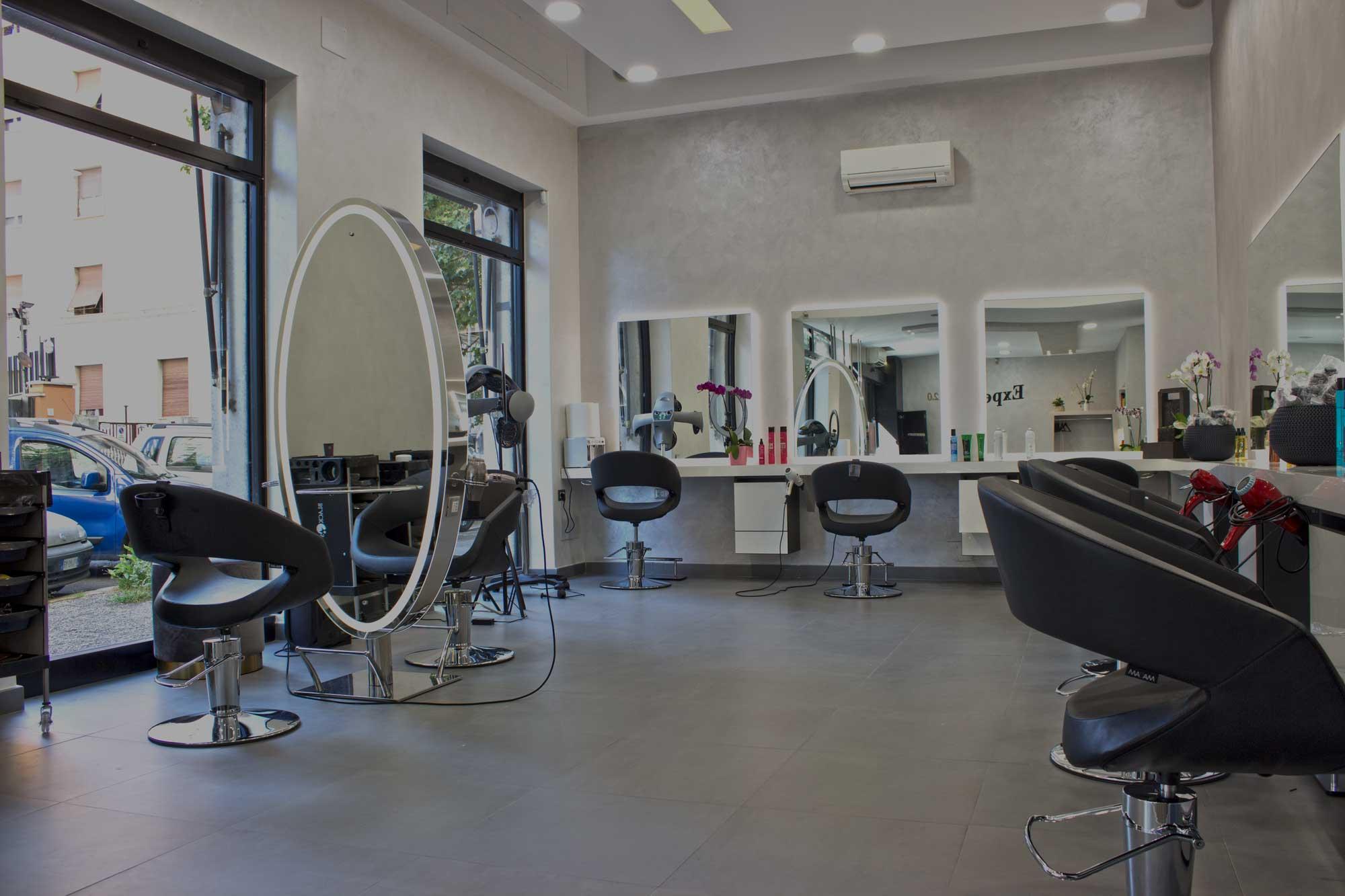experience parrucchiere nomentana